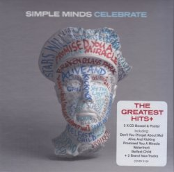 Simple Minds - Celebrate - The Greatest Hits [3CD] (2013)