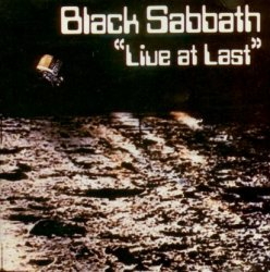 Black Sabbath - Live At Last [Japan] (1980) [Edition 1986]