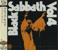 Black Sabbath - Black Sabbath Vol. 4 [Japan] (1972) [SHM-CD, Edition 2010]