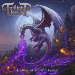 Twilight Force - Heroes Of Mighty Magic - Limited Edition [2CD] (2016)