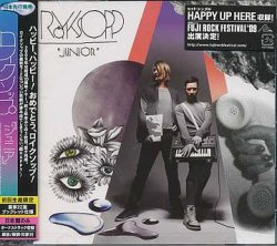 Royksopp - Junior [Japan] (2009)