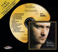 Phil Collins - ...But Seriously (1989) [Audio Fidelity 24KT+ Gold, 2012]