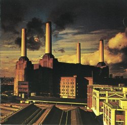 Pink Floyd - Animals (1977) [Japan 1st Press]