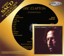 Eric Clapton - Journeyman (1989) [Audio Fidelity 24KT+ Gold, 2014]
