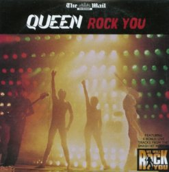 Queen - Rock You (2009) [Promo - The Mail On Sunday]