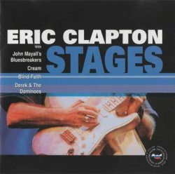 Eric Clapton - Stages (1993)