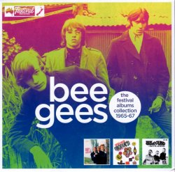 Bee Gees - The Festival Albums Collection 1965-67 [3CD] (2013)
