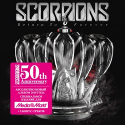 Scorpions - Return To Forever - Media Markt Edition (2015)