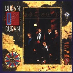 Duran Duran - Seven And The Ragged Tiger (1983)