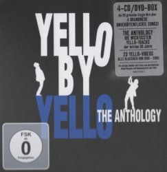 Yello - Yello By Yello - The Anthology [3CD] (2010) [Limited Deluxe Edition]