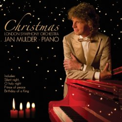 Jan Mulder & London Symphony Orchestra - Christmas (2014)