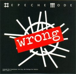 Depeche Mode - Wrong [Single] (2009)