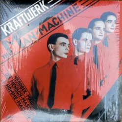 Kraftwerk - The Man Machine (1978) [Vinyl Rip 24bit/96kHz]