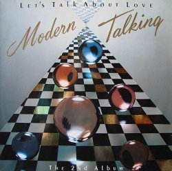 Modern Talking - Let's Talk About Love (1985) [Vinyl Rip 24bit/96kHz]