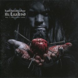 Kuolemanlaakso - M.Laakso - Vol.1-The Gothic Tapes (2016)