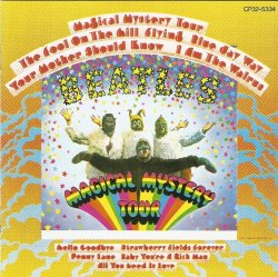 The Beatles - Magical Mystery Tour (1988) [Japan]