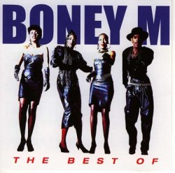 Boney M - The Best Of Boney M (1997)