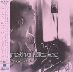 Agnetha Faltskog - My Colouring Book (2004) [Japan]