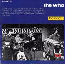 The Who - The Singles (1986)
