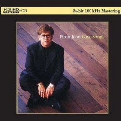 Elton John - Love Songs [K2HD] (1995) [Japan]