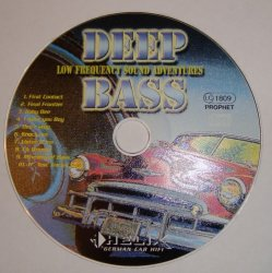 VA - Deep Bass [Low Frequency Sound Adventures] (2004)