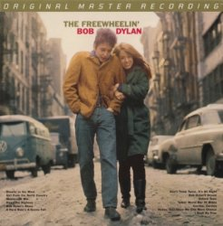 Bob Dylan - The Freewheelin' Bob Dylan (1963) [MFSL]