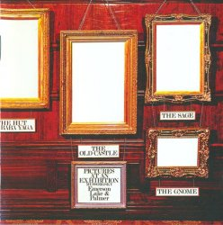 Emerson, Lake & Palmer - Pictures At An Exhibition (1971) [Edition 2011]