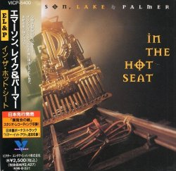 Emerson, Lake & Palmer - In The Hot Seat [Japan] (1994)