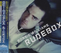 Robbie Williams - Rudebox (2006) [Japan]