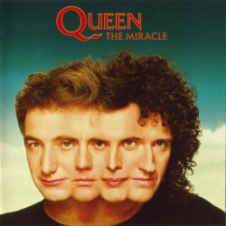 Queen - The Miracle [2CD] (1989) [Edition 2011]