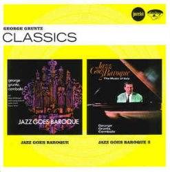George Gruntz - George Gruntz Classics: Jazz Goes Baroque & Jazz Goes Baroque 2 (2012)
