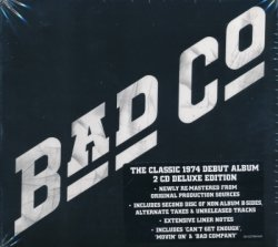 Bad Company - Bad Company - Deluxe Edition [2CD] (2015)