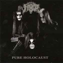 Immortal - Pure Holocaust (1993) [Released 2003]