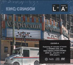 King Crimson - Live At The Orpheum (2015)