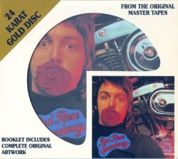 Paul McCartney & Wings - Red Rose Speedway (1973) [24K+Gold DCC]