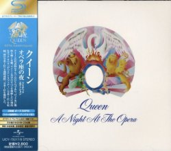 Queen - A Night At The Opera [2CD] [Japan] (1975) [SHM-CD, Edition 2011]
