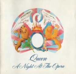 Queen - A Night At The Opera (1975) [Edition 1993]
