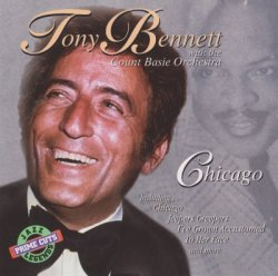 Tony Bennett With The Count Basie Orchestra - Chicago (1994)