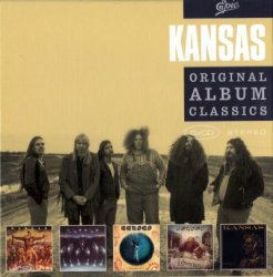 Kansas - Original Album Classics [5CD] (2009)