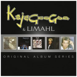 Kajagoogoo & Limahl - Original Album Series [5CD] (2014)