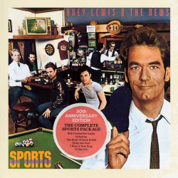 Huey Lewis And The News - Sports [2CD] (2013) [30th Anniversary]