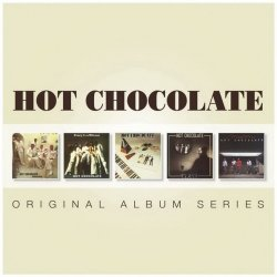 Hot Chocolate - Original Album Series [5CD] (2014)
