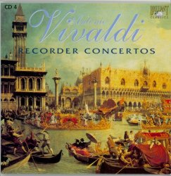 Vivaldi - The Concerto Collection [CD4] (2006) [8CD Box Set]
