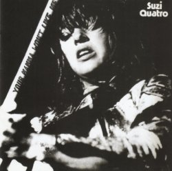 Suzi Quatro - Your Mamma Won't Like Me (1975) [Edition 2012]