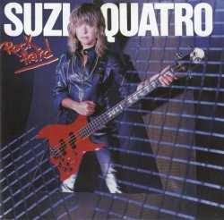 Suzi Quatro - Rock Hard (1980) [Edition 2012]