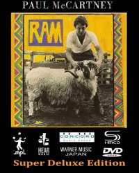 Paul & Linda McCartney - Ram + Thrillington [Japan] (1971) [Box Set 4CD Edition 2012]