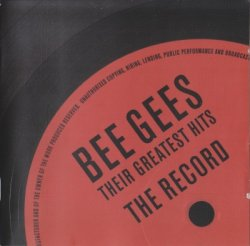 Bee Gees - Their Greatest Hits [2CD] (2001) [HDCD]