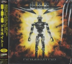 U.D.O. - Dominator [Japanese Edition] (2009)