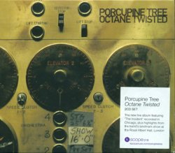 Porcupine Tree - Octane Twisted (Live) [2CD] (2012)