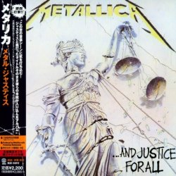 Metallica -  ...And Justice for All (1988) [Japaneese Reissue 2006]